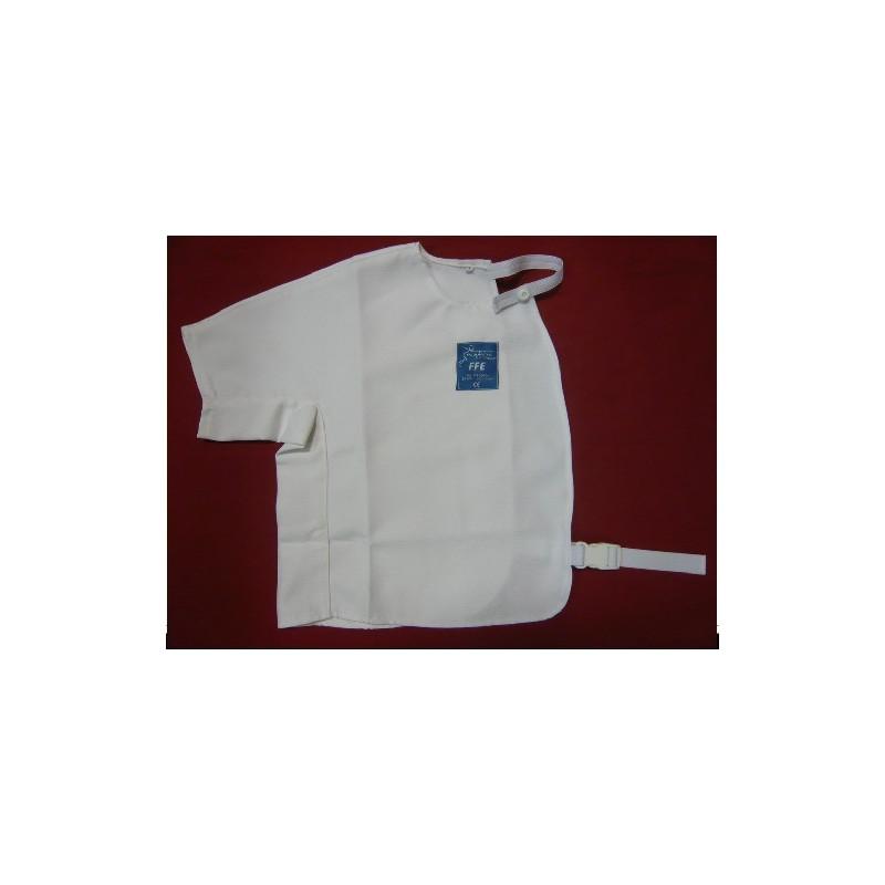 Sous-cuirasse 350 N enfant / Droitier / Gaucher ,  Taille 0 à 2
