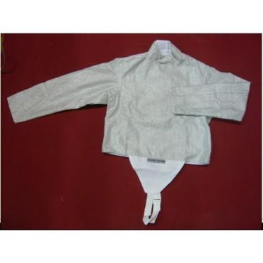 Veste électrique sabre enfant Planète / lavable  Tailles 8 - 14 ans , Droitier / Gaucher