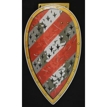 Bouclier roi Arthur