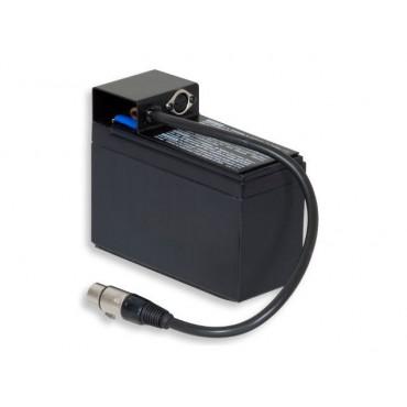 Batterie pour cible